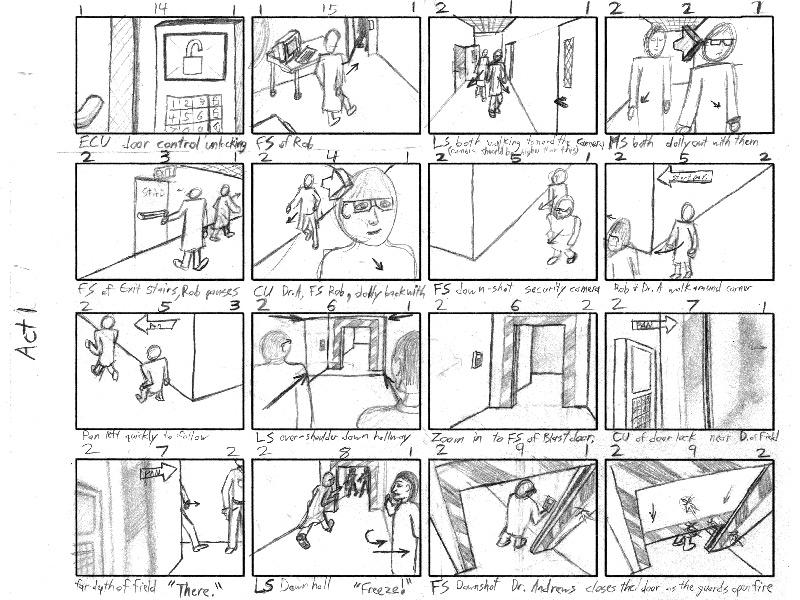 Storyboard Thumbnails - Untitled